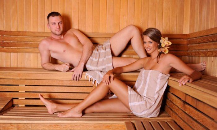Kraljevi cardaci - Sauna