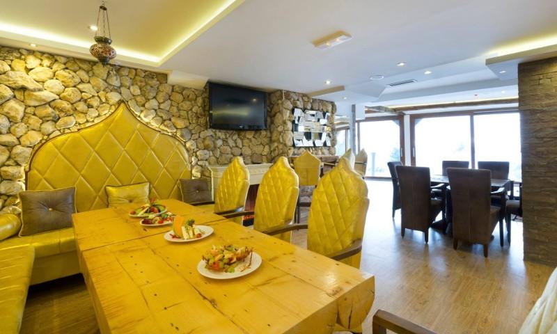 Mujen Lux - Restoran