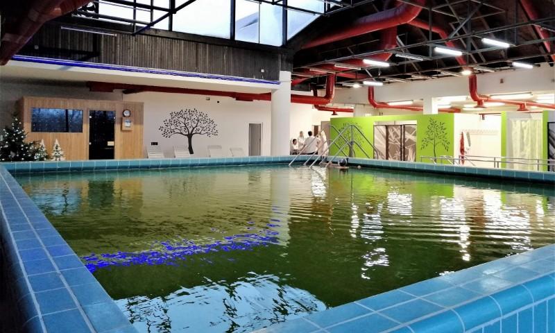 Banja Junakovic - Zatvoreni bazen