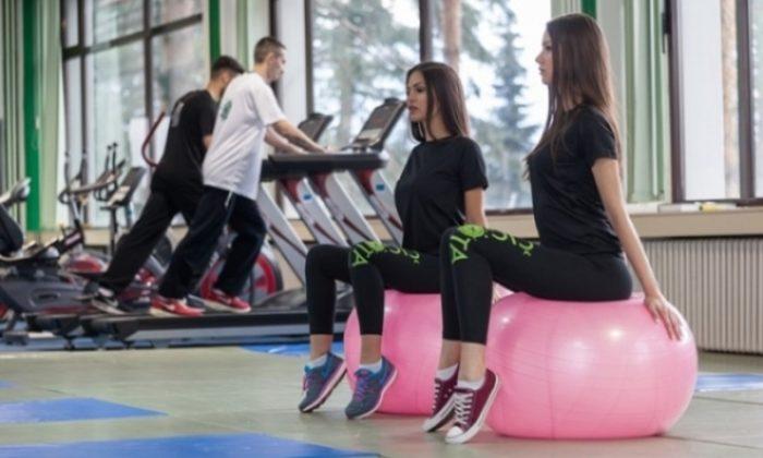Cigota - Fitnes sala