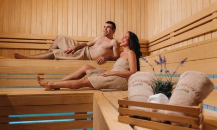 Cigota - Sauna