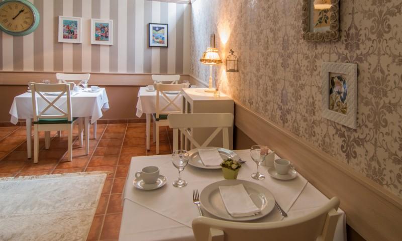 Cvetni konaci - Restoran 2