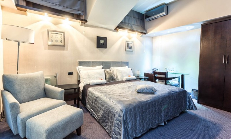 Hotel Idila - Apartman 4
