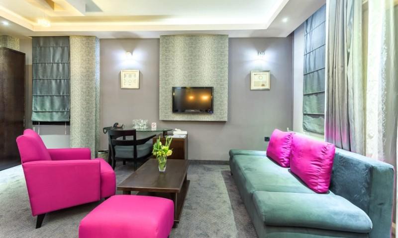 Hotel Idila - Apartman 6