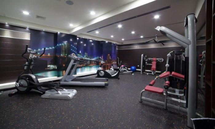 Hotel Idila - Fitnes sala