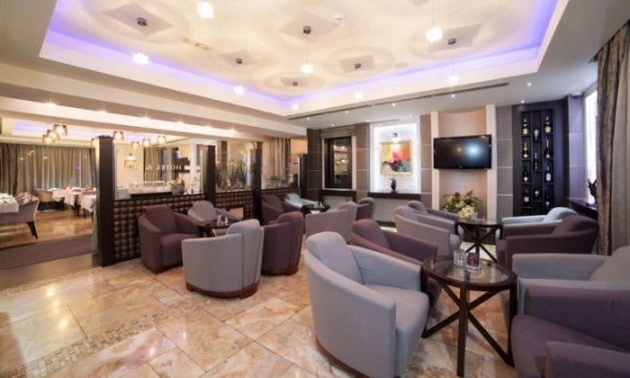 Hotel Idila - Lobi