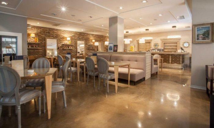 Hotel Palisad - Kafe bar 2