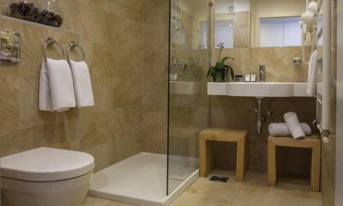 Hotel Palisad - Kupatilo