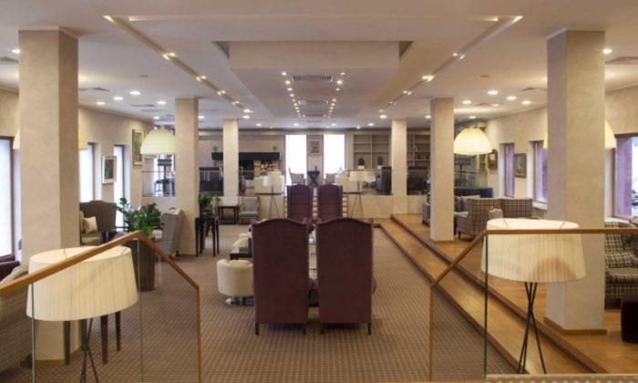 Hotel Palisad - Lobi 3