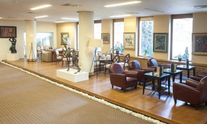 Hotel Palisad - Lobi 4