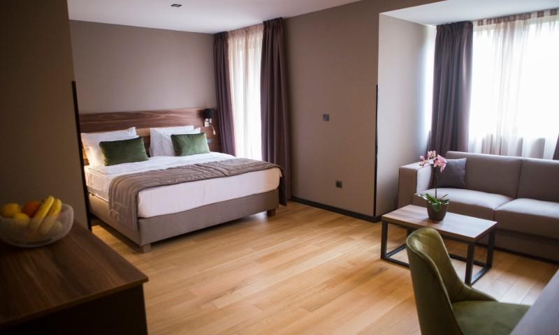 Hotel Slatina - Lux soba