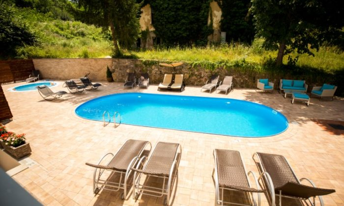 Hotel Slatina - Otvoreni bazen 1