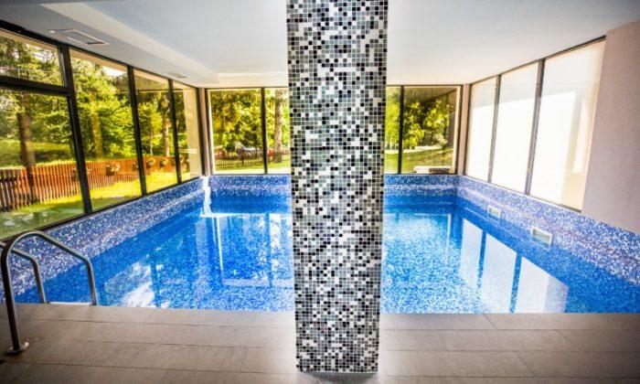 Hotel Slatina - Zatvoreni bazen