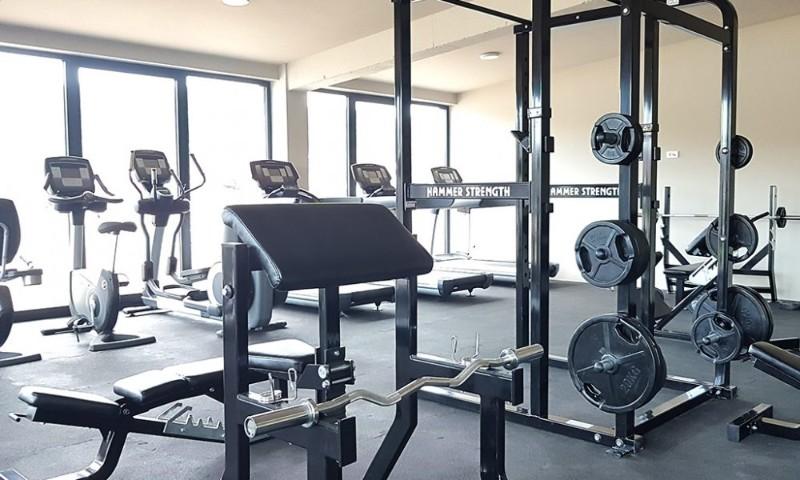 Hotel Ub - Fitnes sala