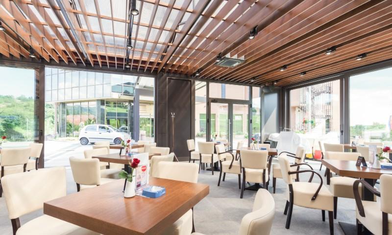 Premier Aqua - Kafe bar