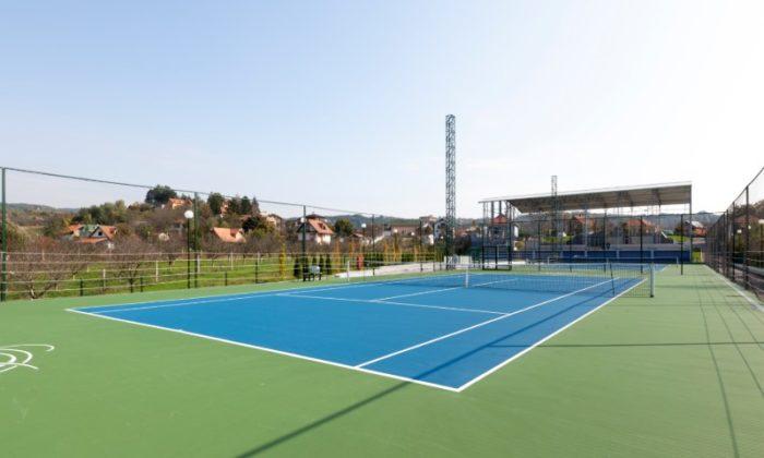 Premier Aqua - Teniski teren