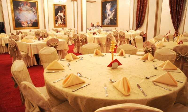 Premier Prezident - Restoran
