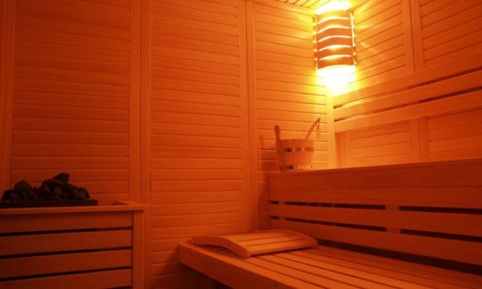 Premier Prezident - Sauna