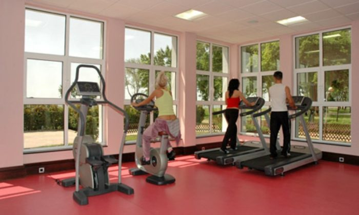 Prezident Palic - Fitnes sala