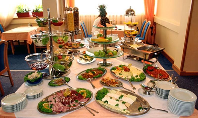 Prezident Palic - Restoran
