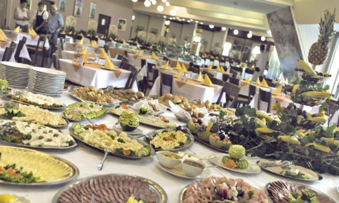 SB Merkur - Restoran