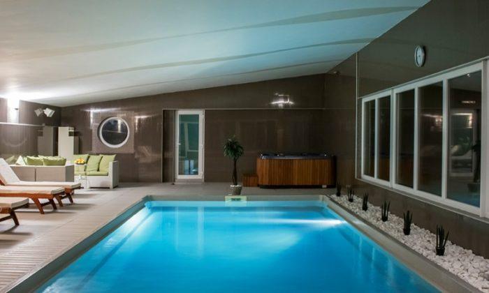 Solaris Resort - Bazen sa slanom vodom 2