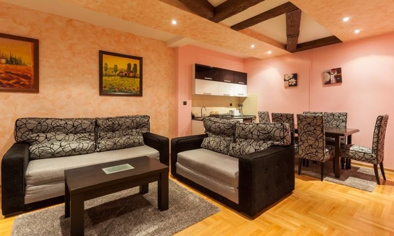 Vila Barovic - Komfort apartman 1