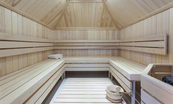 Vila Barovic - Sauna