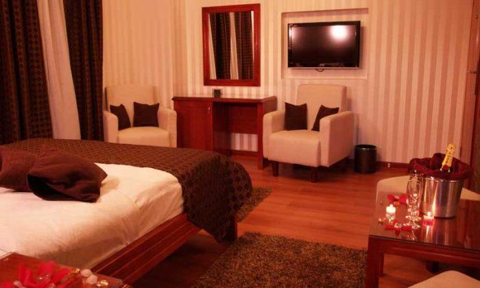 Vila Prezident - Soba 3