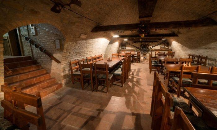 Vila Prezident - Vinski podrum 2