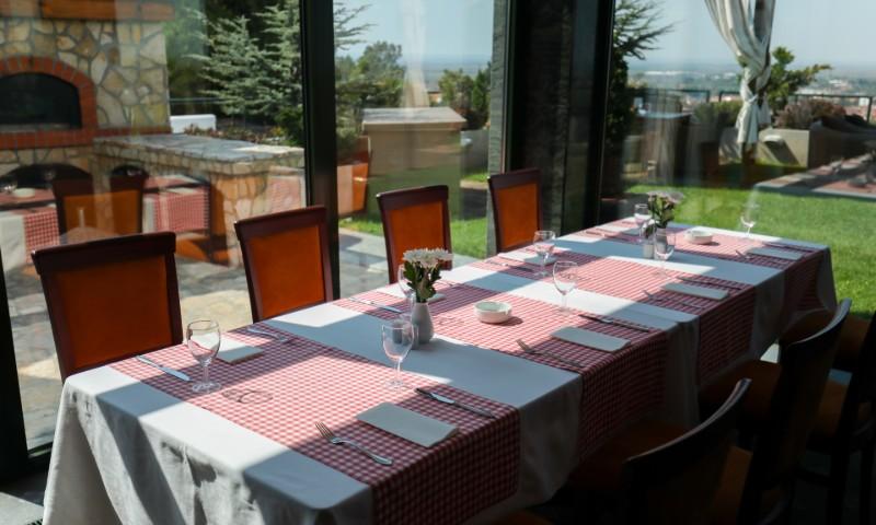 Villa Breg - Restoran 2