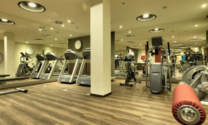 Vip Casa Club - Fitnes sala