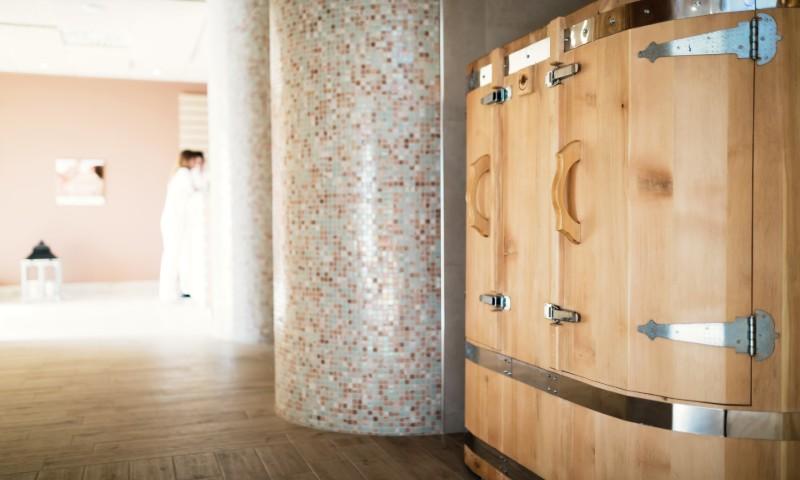 Vrdnicka kula - Kedrova sauna