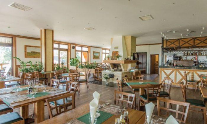 Vrdnicka kula - Restoran