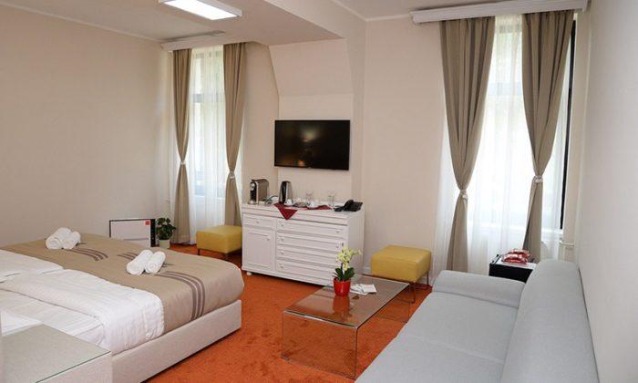 Zepter hotel - Apartman 2