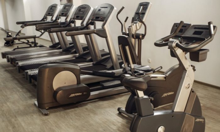 Zepter hotel - Fitnes sala