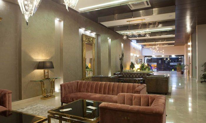 Zepter hotel - Lobi