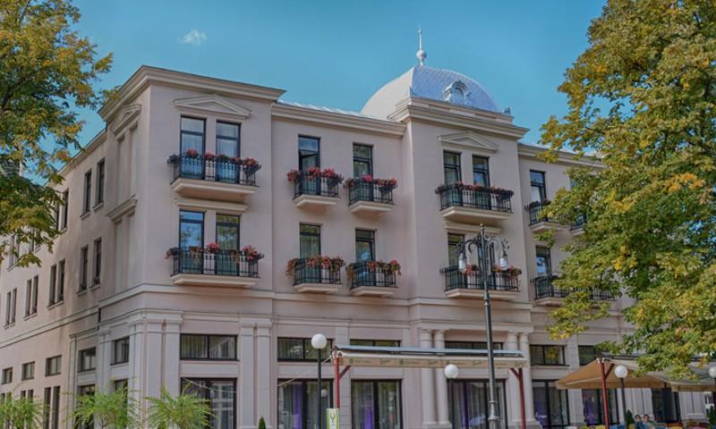 Zepter hotel Vrnjacka Banja