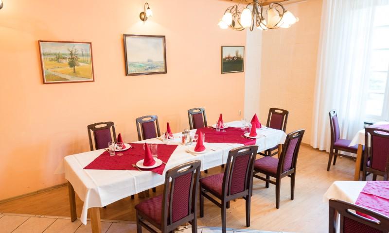 Banja Rusanda - Restoran