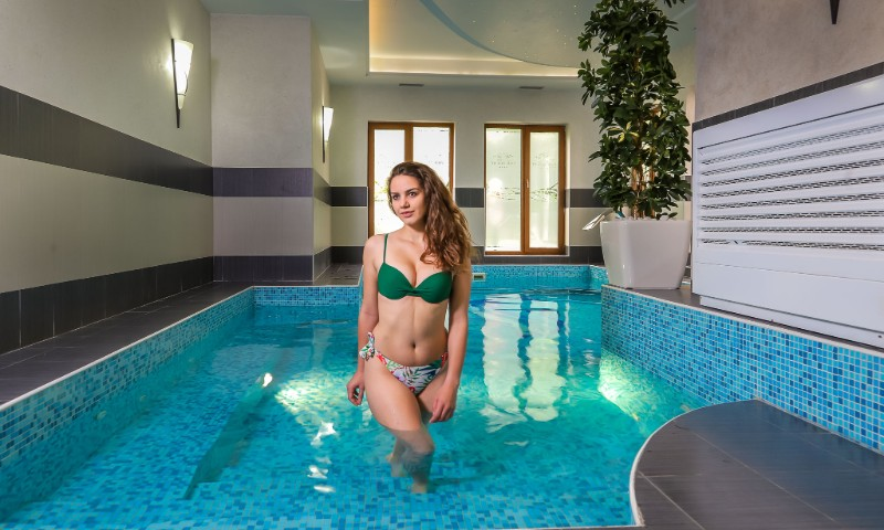 Hotel Palic Resort - Unutrasnji bazen