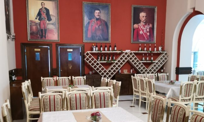 Oplenac Topola - Restoran