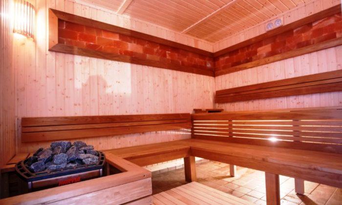 Oplenac Topola - Sauna