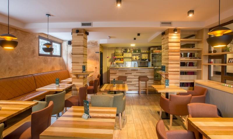 Divcibarski vajati - Kafe bar