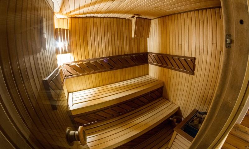 Divcibarski vajati - Sauna