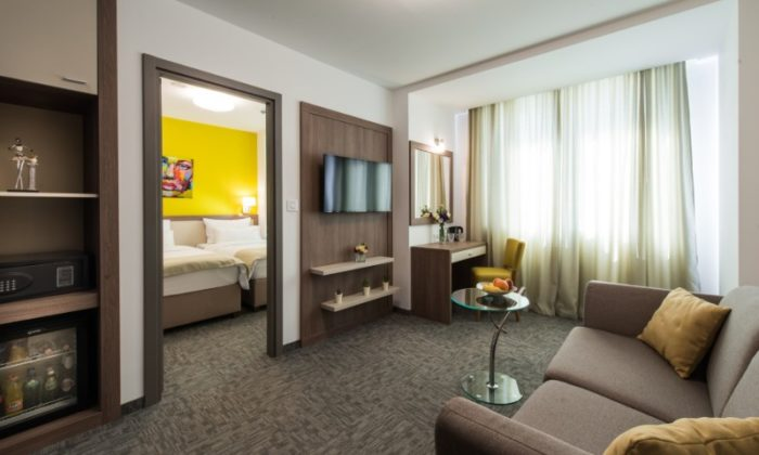 Hotel Fontana - Apartman 20