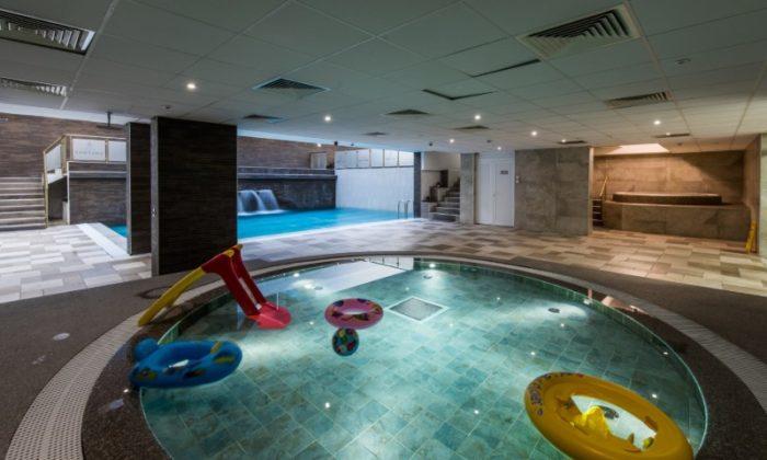 Hotel Fontana - Decji bazen