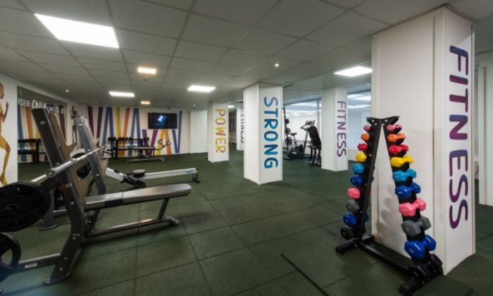 Hotel Fontana - Fitnes sala