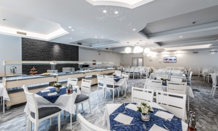 Hotel Fontana - Restoran