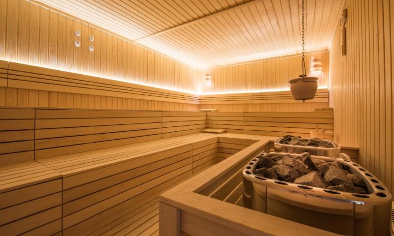 Hotel Fontana - Sauna
