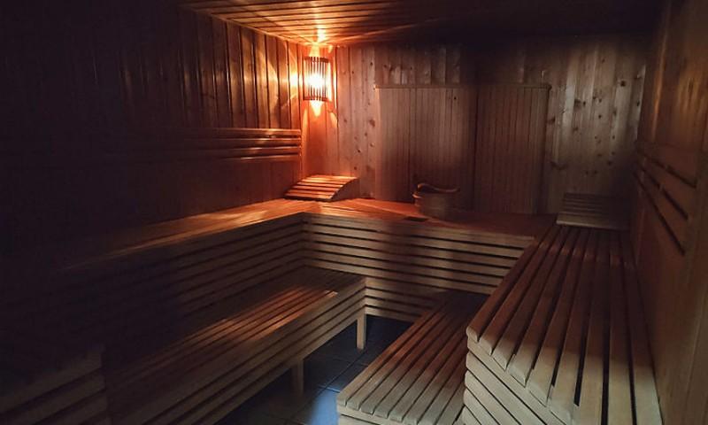 Slodes Wellness - Sauna